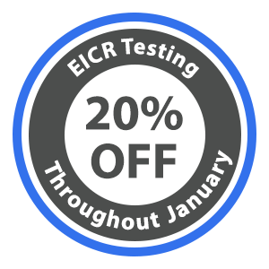 20% Off EICR Testing Throughout December